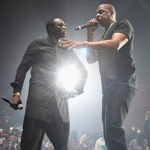 Jay Z, Sean 'Diddy' Combs, Puff Daddy