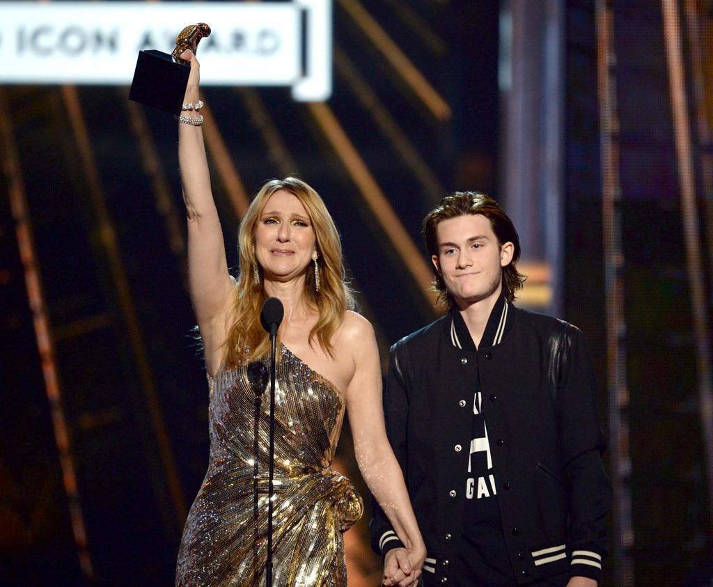 Celine Dion, Rene Charles Angelil, 2016 BIllboard Music Awards, show