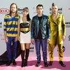 DNCE, Jack Lawless, JinJoo Lee, Joe Jonas, Cole Whittle, 2016 Billboard Music Awards