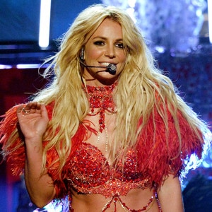 Britney Spears Talks Brad Pitt, Being Single and Why She ...