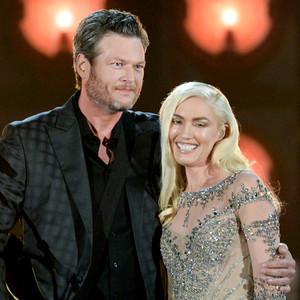 Blake Shelton, Gwen Stefani, 2016 BIllboard Music Awards, show