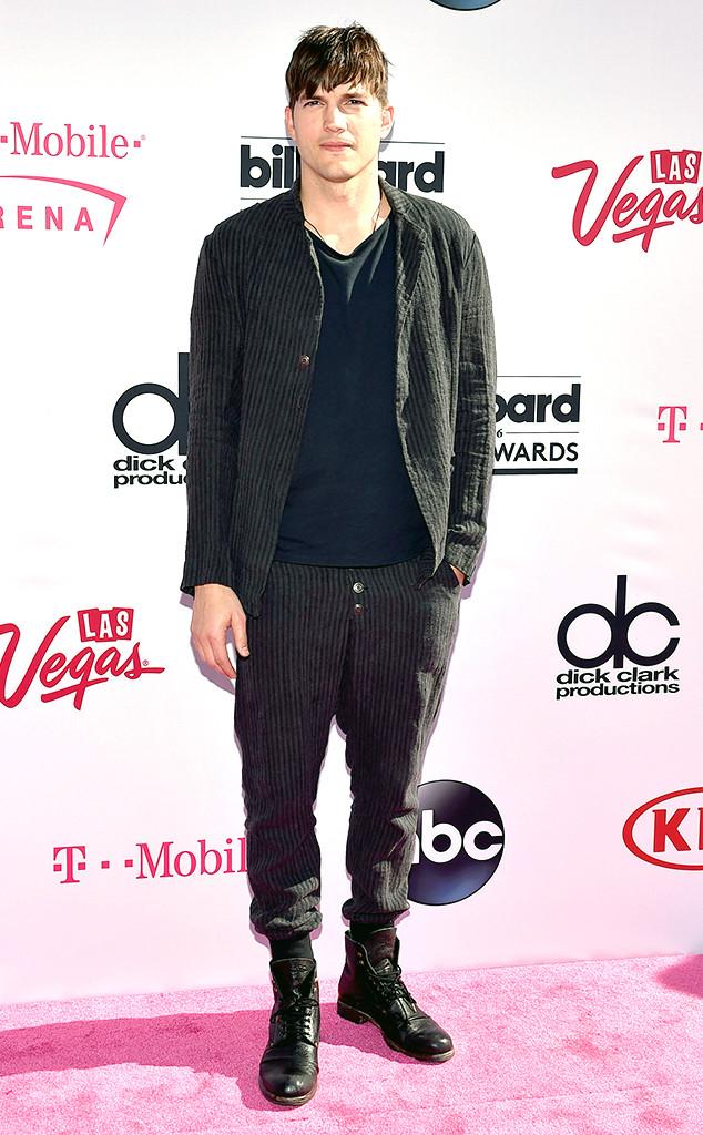 Ashton Kutcher, 2016 Billboard Music Awards