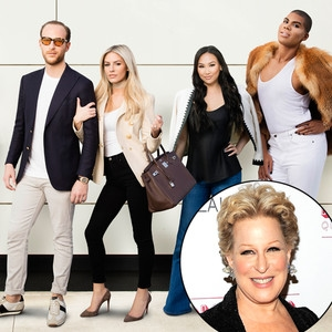 Rich Kids of Beverly Hills, Bette Midler
