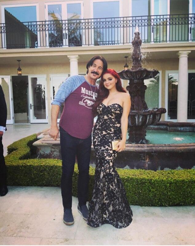 Ariel Winter, Prom