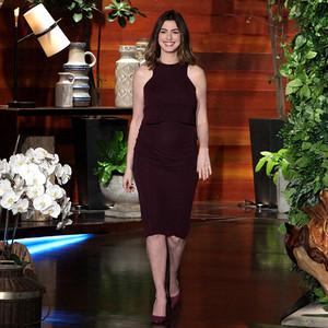Anne Hathaway, The Ellen Degeneres Show