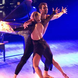 Nyle DiMarco, Peta Murgatroyd, Dancing With the Stars