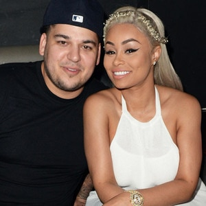 Rob & Chyna's Cutest Pics