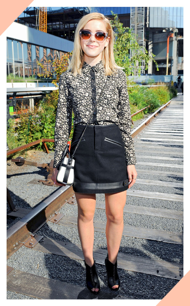ESC: Summer Beauty, Kiernan Shipka