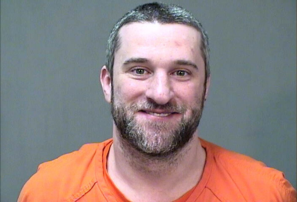 Dustin Diamond Arrested After Probation Violation E News