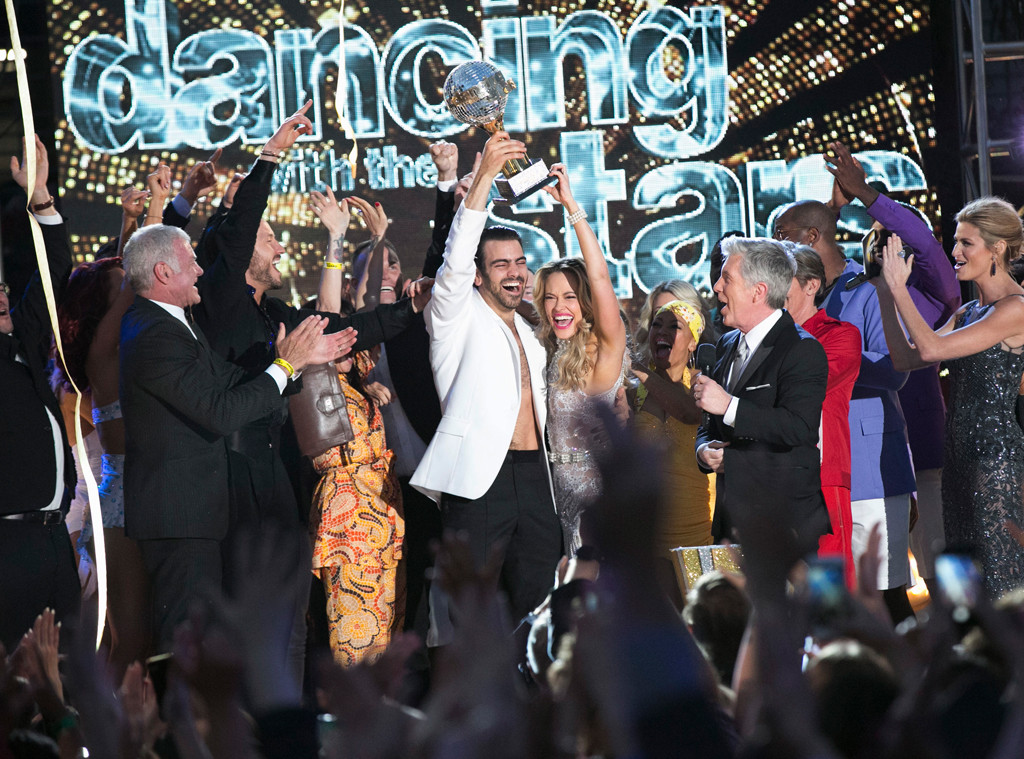 Dancing With the Stars, Nyle Dimarco, DWTS