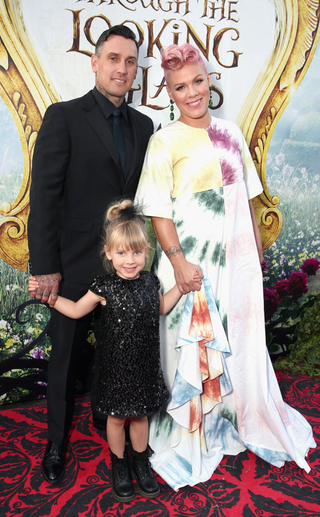 Pink, Carey Hart, Willow Sage Hart