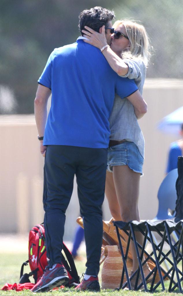 Patrick Dempsey, Wife, Jillian