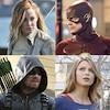 Legends of Tomorrow, The Flash, Arrow, Supergirl