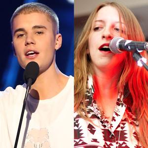 Justin Bieber, Casey Dienel