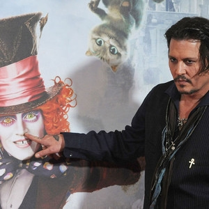 Johnny Depp, Mad Hatter