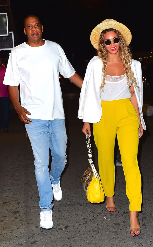 Jay Z And 50 Cent: How Beyoncé And Jay Z ''Found Love Again'' After Lemonade