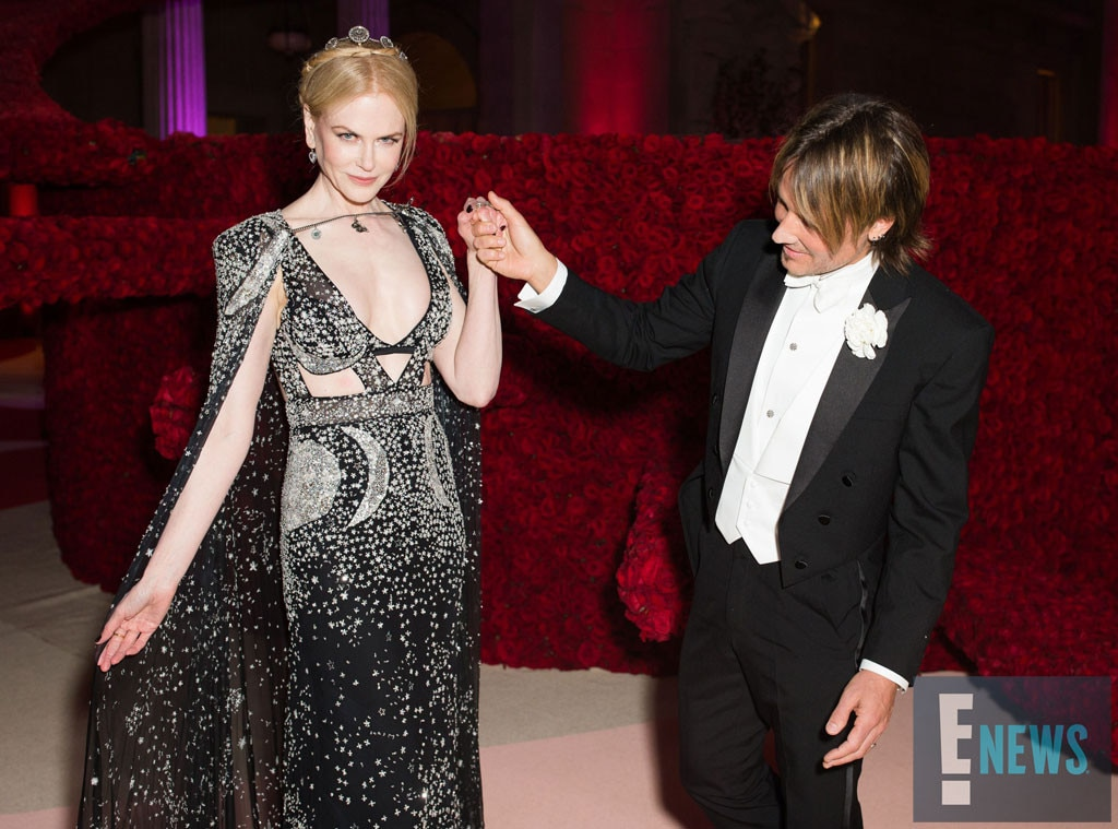 Nicole Kidman, Keith Urban, MET Gala 2016, Inside Pics, Exclusive