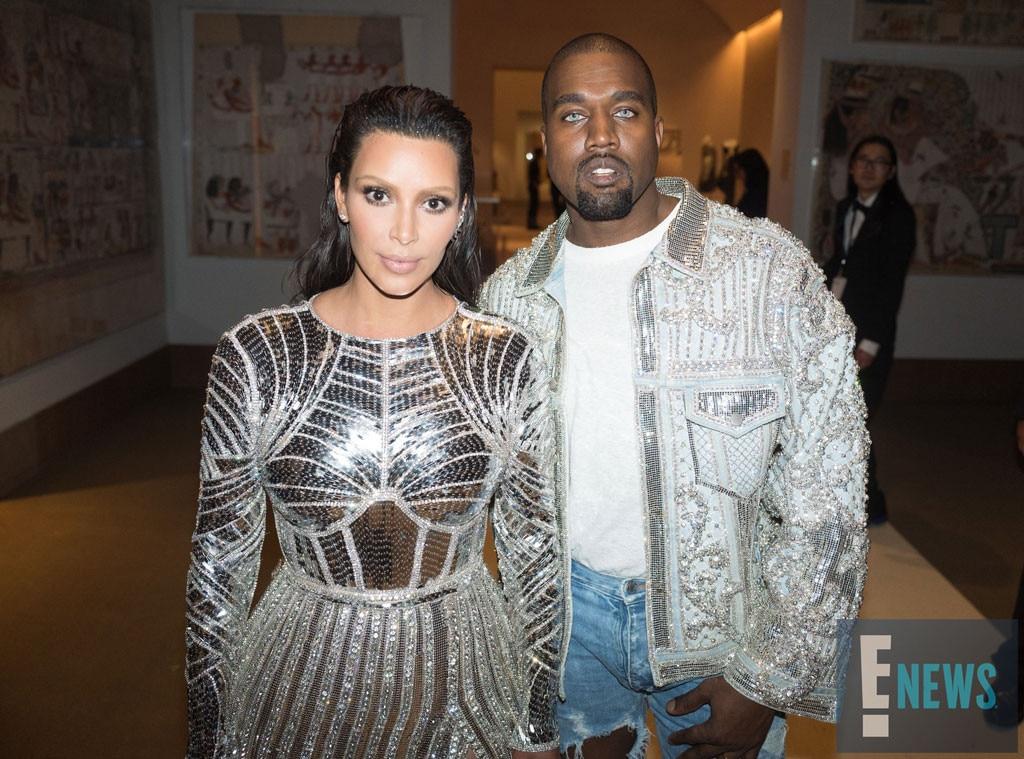 Kim Kardashian, Kanye West, MET Gala 2016, Inside Pics, Exclusive