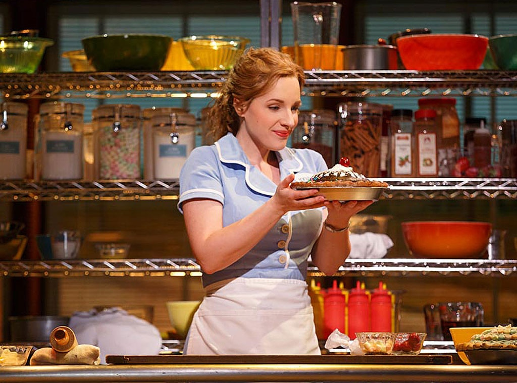 Waitress, Broadway