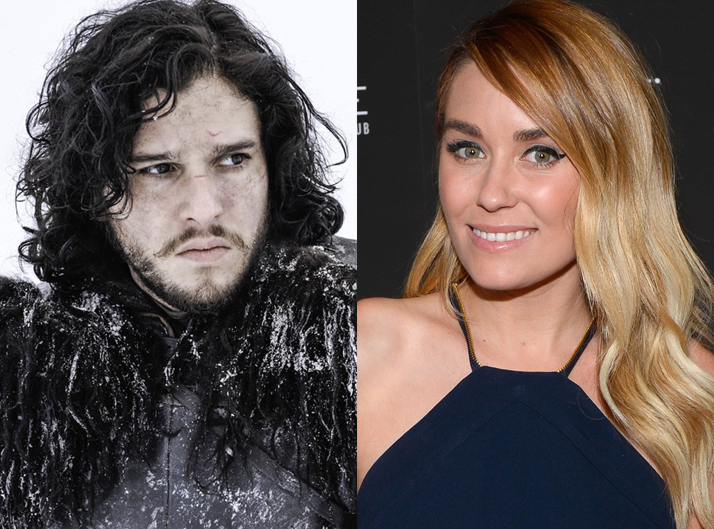 Lauren Conrad, Game of Thrones, Kit Harington