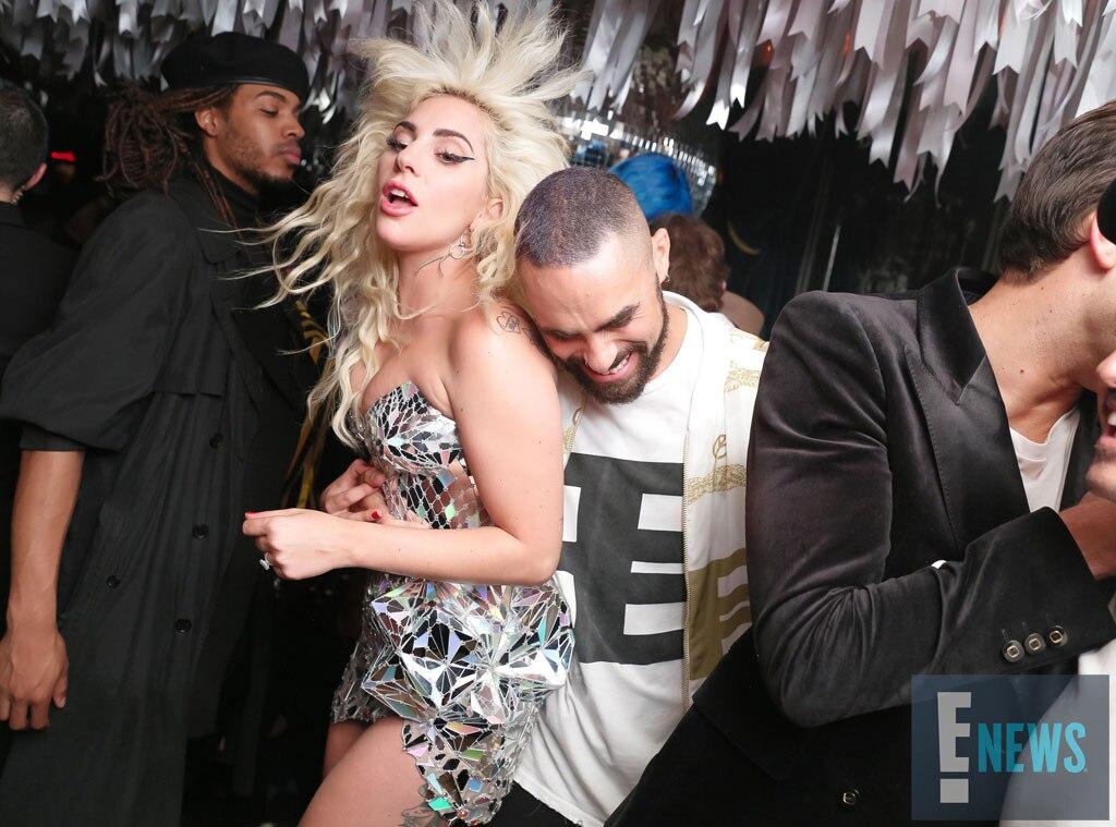 Lady Gaga, Scott Stulberg, MET Gala 2016, Inside Party Pics, Exclusive