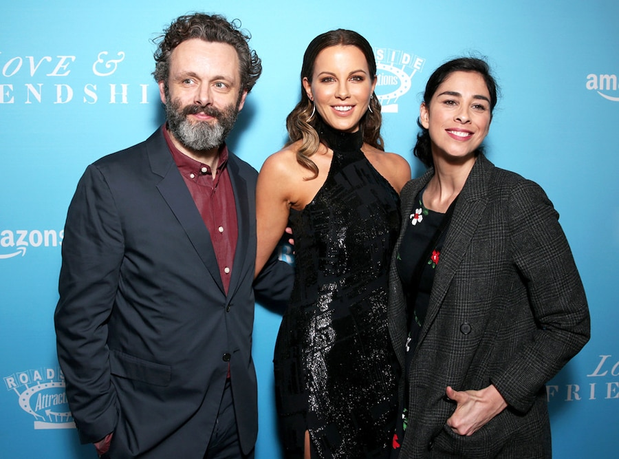 Michael Sheen, Kate Beckinsale, Sarah Silverman