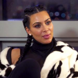 KUWTK 1202, Kim Kardashian