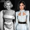 Kylie Jenner, Marilyn Monroe