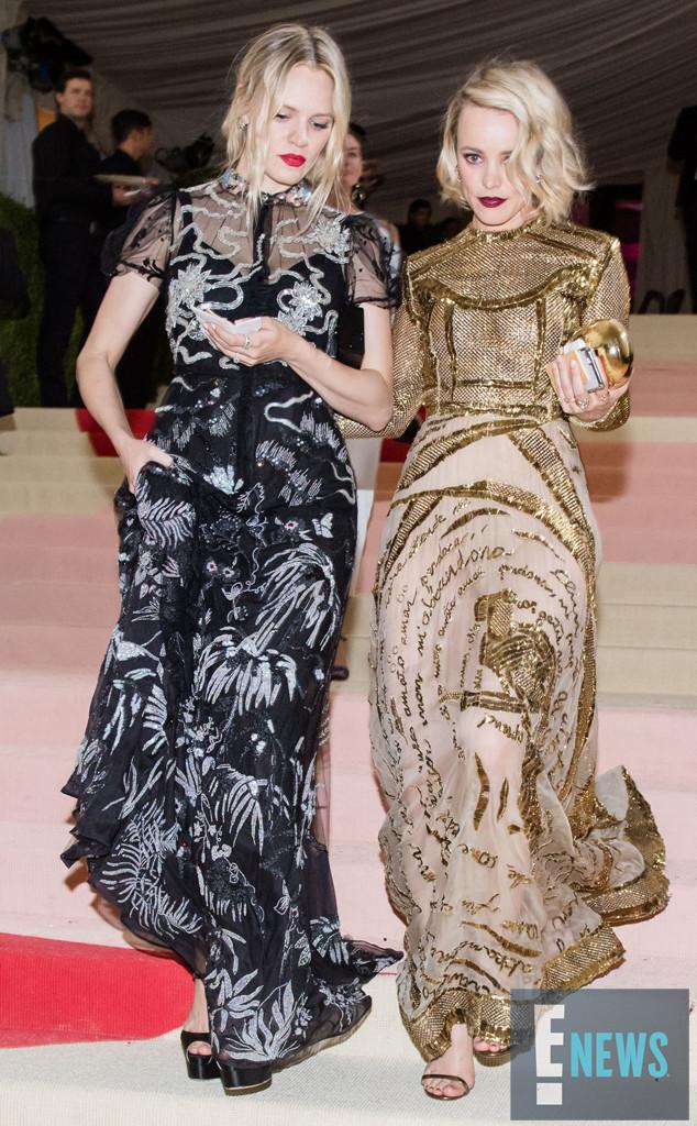 Rachel McAdams & Kayleen McAdams from Candid Moments From ...  Rachel McAdams ...