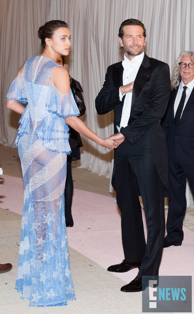 Irina Shayk, Bradley Cooper, MET Gala 2016, Red Carpet Candids, Exclusive