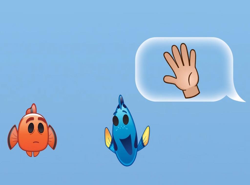 Finding Nemo Emoji