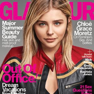 Chloe Grace Moretz, Glamour Magazine