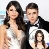Kendall Jenner, Selena Gomez, Justin Bieber
