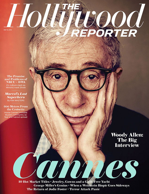 Woody Allen, The Hollywood Reporter
