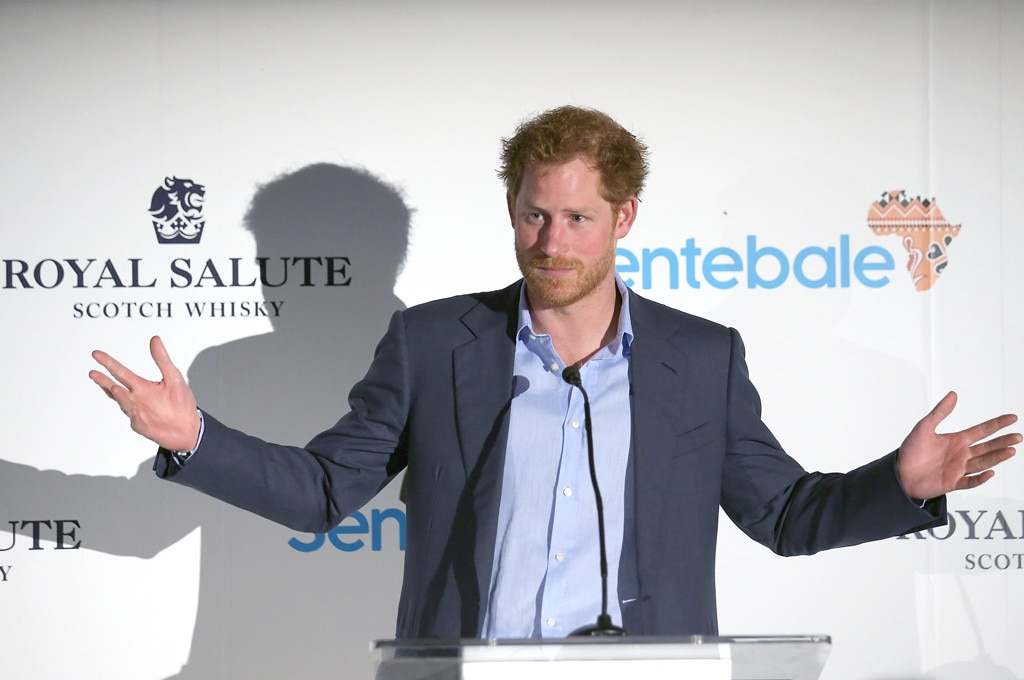 Prince Harry, Sentebale Royal Salute Polo Cup