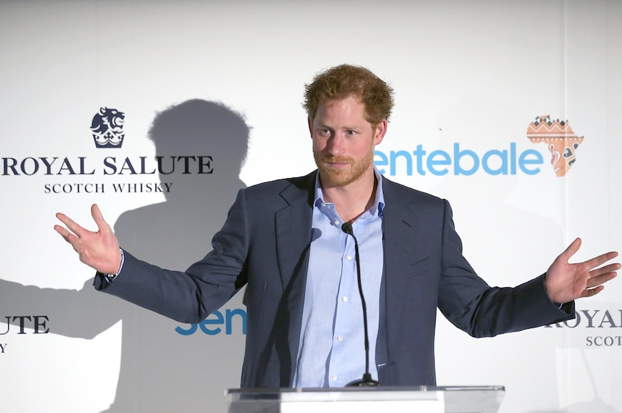 Prince Harry, Sentebale Royal Salute Polo Cup
