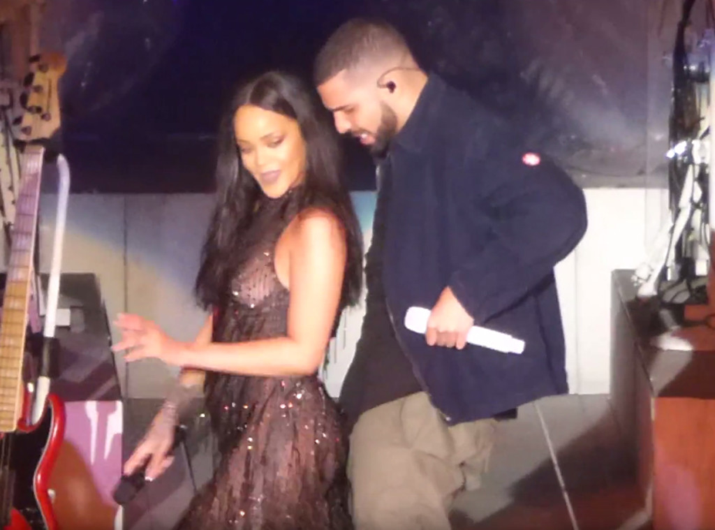 Drake, Rihanna, Anti World Tour