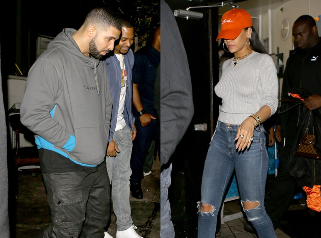 Drake, Rihanna