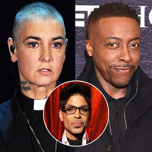 Sinead O'Connor, Arsenio Hall, Prince