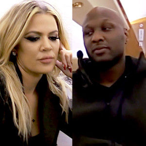 Khloe Kardashian, Lamar Odom, Keeping Up With The Kardashian