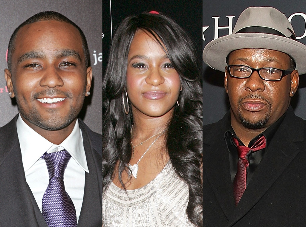 Nick Gordon, Bobbi Kristina Brown, Bobby Brown