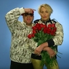 Sharon Stone, James Corden