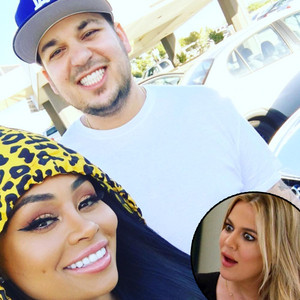 Oh, Baby! 13 Kardashian Reaction GIFs to Celebrate Rob and Blac Chyna's Pregnancy News