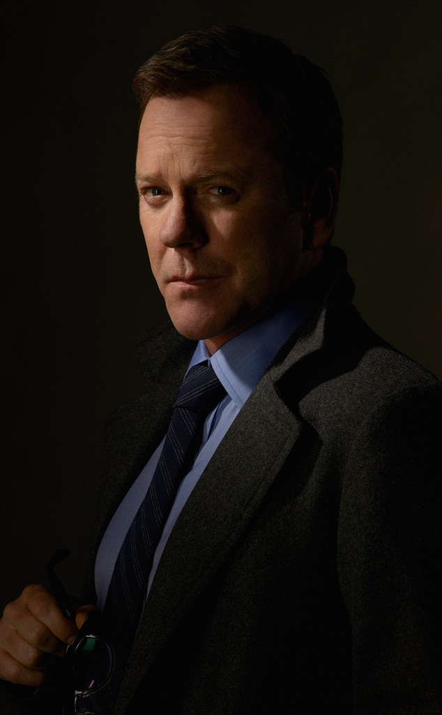 Kiefer Sutherland, Designated Survivors