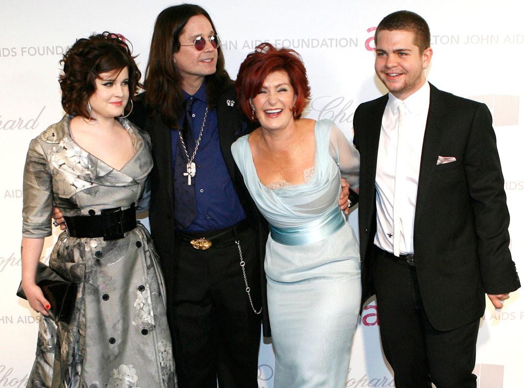 Ozzy Osbourne Sharon Jack Kelly