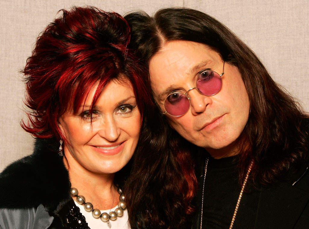Ozzy Osbourne Sharon Osbourne Adores...