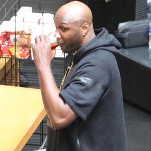 Lamar Odom, Drinking