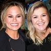 Kelly Clarkson, Chrissy Teigen