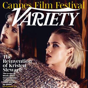 Kristen Stewart, Variety, EMBARGO