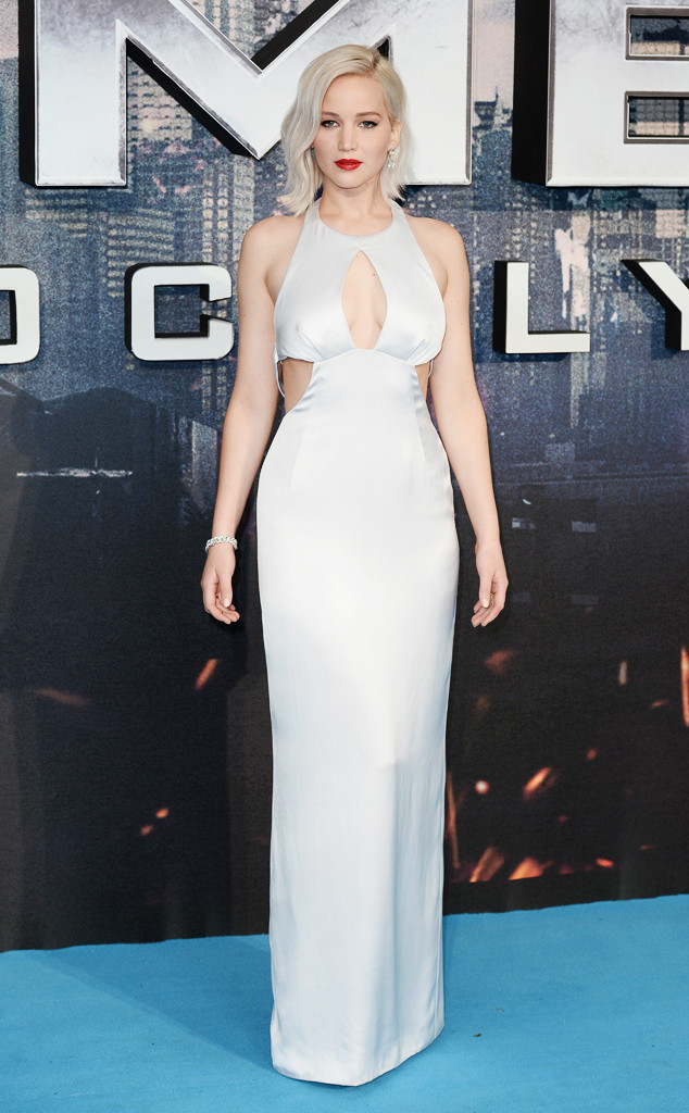 Happy 26th Birthday Jennifer Lawrence While We Wait To